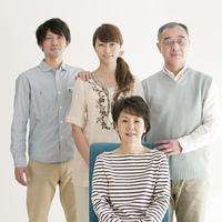 家族のポートレート