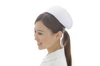看護士の横顔