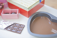 プレゼントとチョコレート