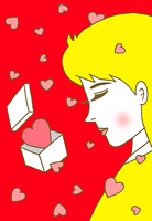 バレンタインデー.2