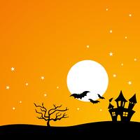 ハロウィン 背景素材