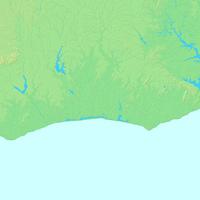 アビジャン,コートジボワール,世界地図