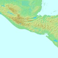 グアテマラシティ,グアテマラ,世界地図