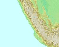 リマ,ペルー,世界地図