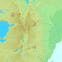 ナイロビ,ケニア,世界地図