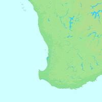 パース,オーストラリア,世界地図