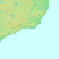リオデジャネイロ,ブラジル,世界地図