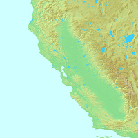 サンフランシスコ,アメリカ合衆国,世界地図