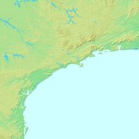 サンパウロ,ブラジル,世界地図