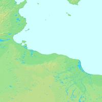 トリポリ,リビア,世界地図