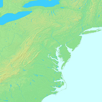 ワシントン,アメリカ合衆国,世界地図
