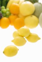 レモンとフルーツの集合