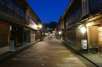 金沢 夜のひがし茶屋街