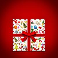 クリスマスと小物