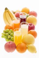 ジュースとフルーツ