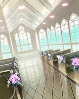 ウエディング教会 昼