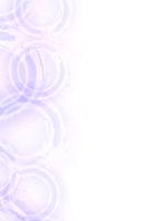 暑中見舞い 波紋 紫 背景