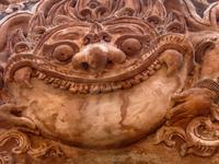 タイの石像