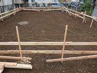 住宅建設予定地