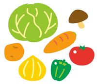 野菜 きのこ