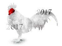 酉 鶏 年賀状 アイコン