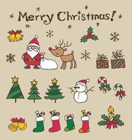クリスマス イラスト素材