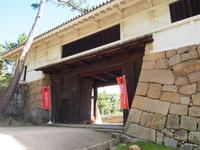 福山城筋鉄御門