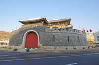 水原の世界遺産である水原華城