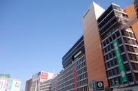 新宿駅 西口駅前