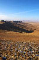 ホスタイ国立公園から見る広大な原野