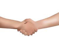 手 握手 人 背景