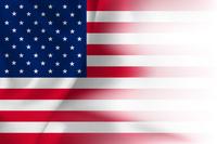 アメリカ  国 旗 背景