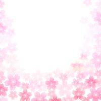 桜 和紙 春 背景