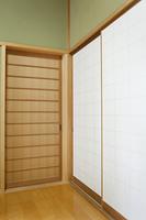 日本家屋の内装