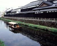 蔵の街遊覧船