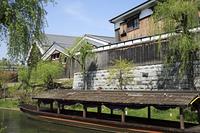 伏見の酒倉と宇治川派水