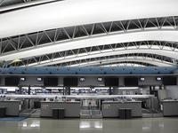 関西国際空港出発ロビー