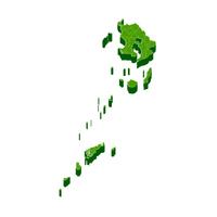 鹿児島 地図 フレーム アイコン