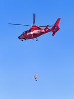 消防ヘリコプター