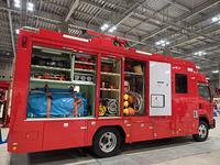 消防車 水難救助車