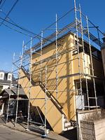 住宅の改修工事