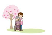 高齢者の春