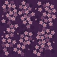 桜の和風模様