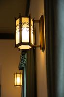 神奈川県平塚市・西洋館の室内灯