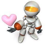 誠実でキュートなロボット