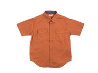 子供用の半袖シャツ