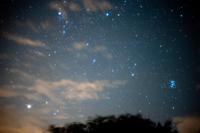 スバルの見える星空