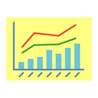 折れ線グラフ 棒グラフ