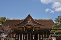 天満宮の社殿