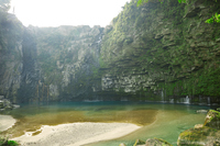 雄川の滝 鹿児島県